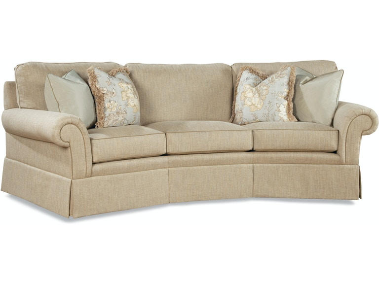 Huntington House Wedge Sofa 2062 28