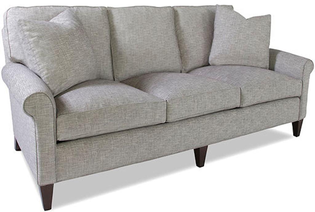 Huntington House Living Room Sofa 2100 10 Casual