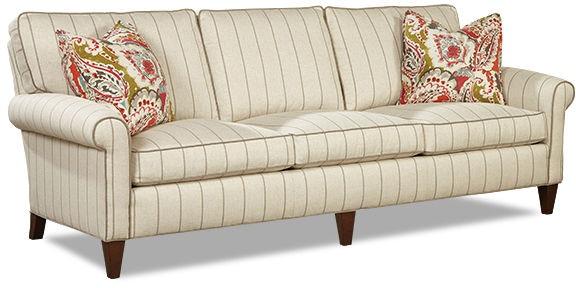 Huntington House Living Room Sofa 2100 20 Casual