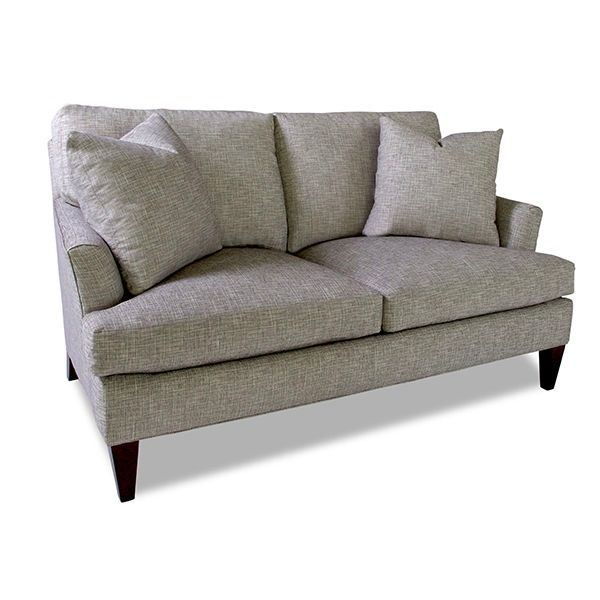 Huntington House Loveseat 2100 40 TRANSITIONAL