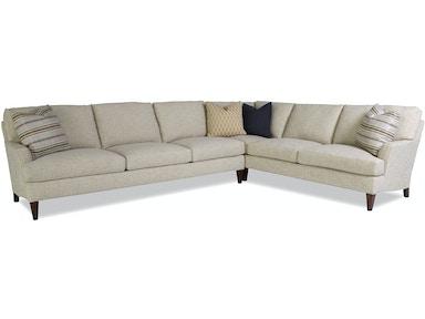 Living Room Sectionals - Burke Furniture Inc. - Lexington, KY