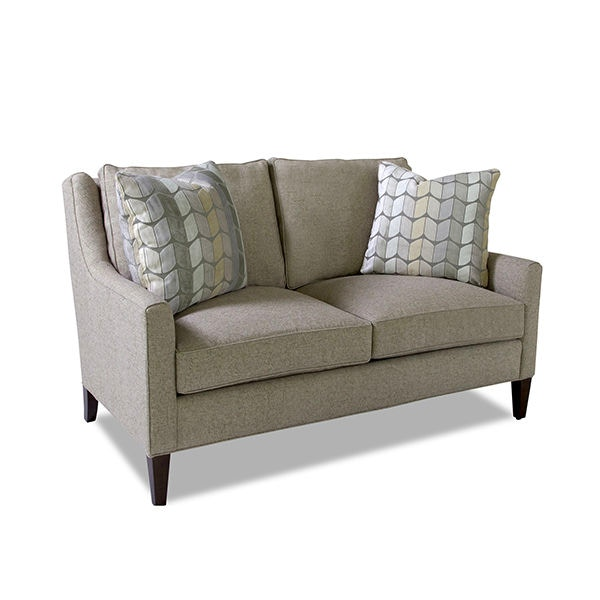 Smithe Signature Loveseat 2200 40 LAGUNA From Walter E. Smithe Furniture +  Design