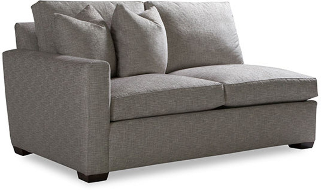 Remarkable Huntington House Living Room Left Arm Loveseat 2300 43 Mod Gmtry Best Dining Table And Chair Ideas Images Gmtryco