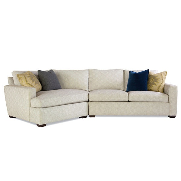 Mod living furniture Mid Century Huntington House Living Room Sectional 2300sect Mod At Carol House Furniture Carol House Furniture Huntington House Living Room Sectional 2300sect Mod Carol House