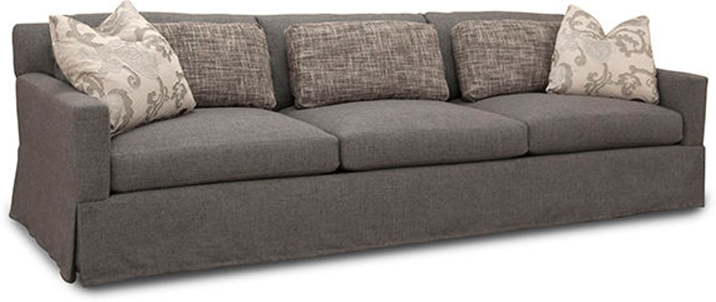 Huntington House Living Room Sofa 3186 80 At Carol Furniture