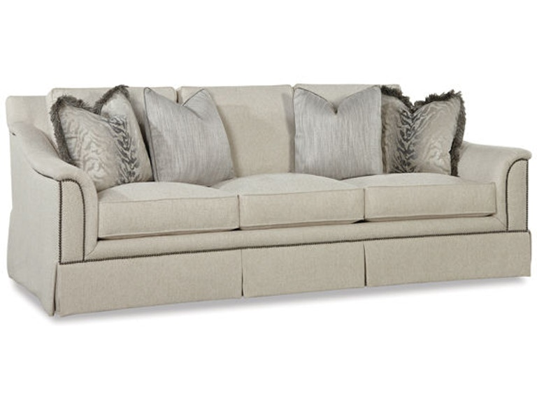 Huntington House Living Room Sofa 3207 20 At Carol Furniture