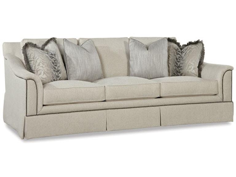 Huntington House Living Room Sofa 3207 20 At Carol Furniture