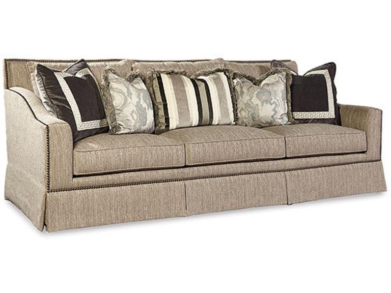 Huntington House Living Room Sofa 3366 20 At Carol Furniture