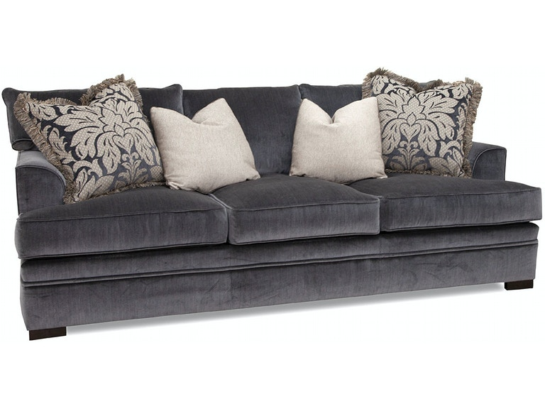 Huntington House Living Room Sofa 7100 80 At Carol Furniture