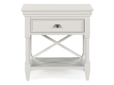 Magnussen Home Open Nightstand (No Touch Lighting Control) B2026-05