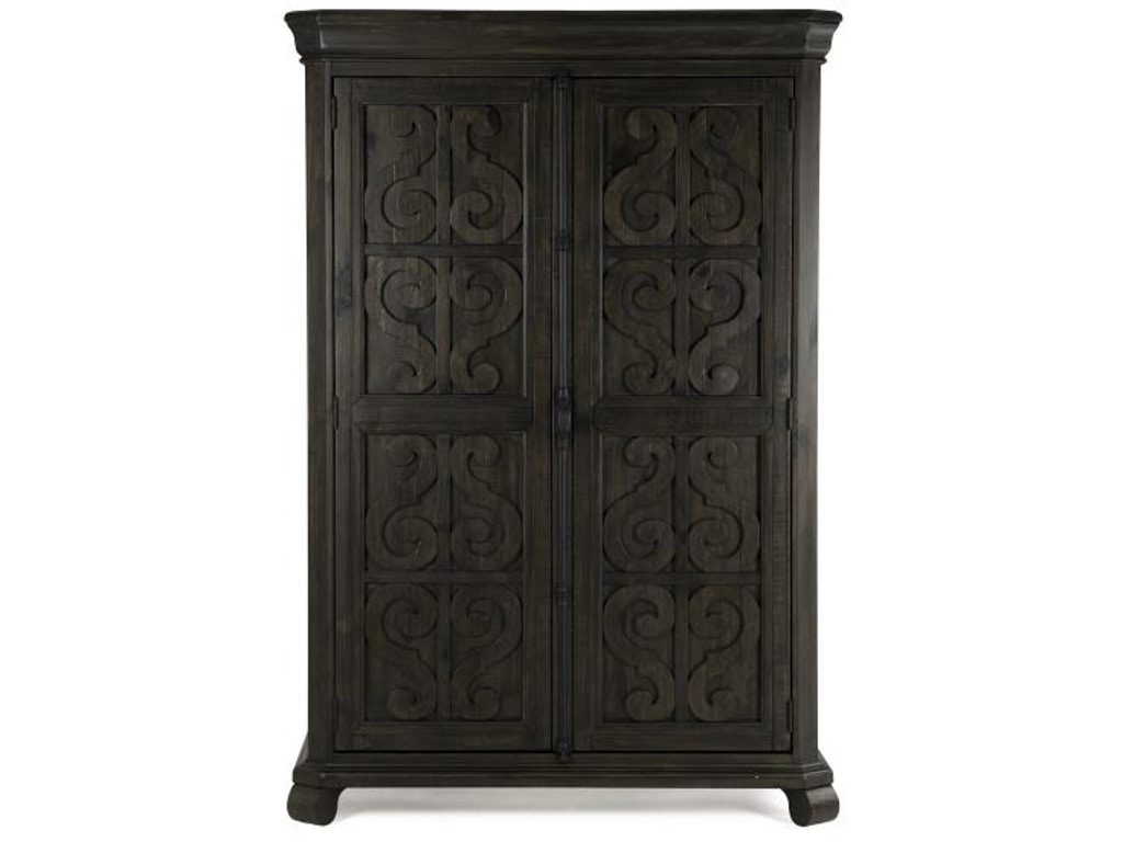 Magnussen Home Bedroom Door Chest B2491 13 Howell Furniture Beaumont And Nederland Tx And