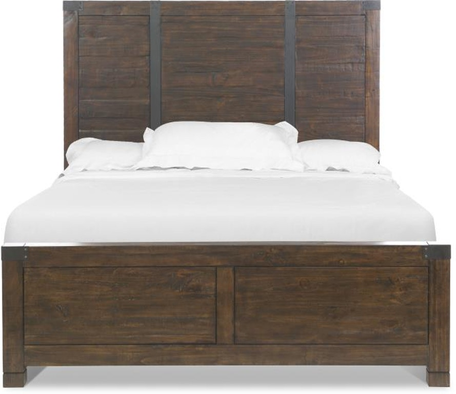 54 Best Images About Complete Bedroom Set Ups On Pinterest: Magnussen Home Bedroom Complete Queen Panel Bed B3561-54
