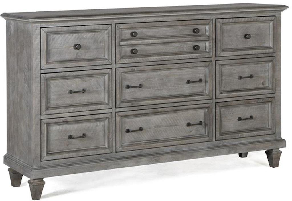 Magnussen Home Bedroom Drawer Dresser B4352 20 North