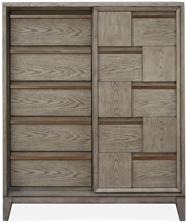 Magnussen Home Bedroom Sliding Door Chest B4877 13 Carol House Furniture Maryland Heights