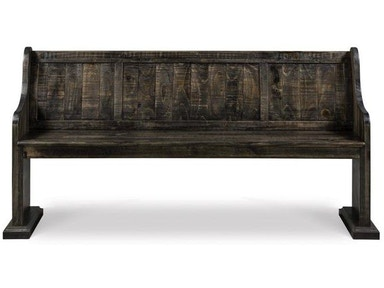 Magnussen Home Dining Room Rectangular Dining Table D2491