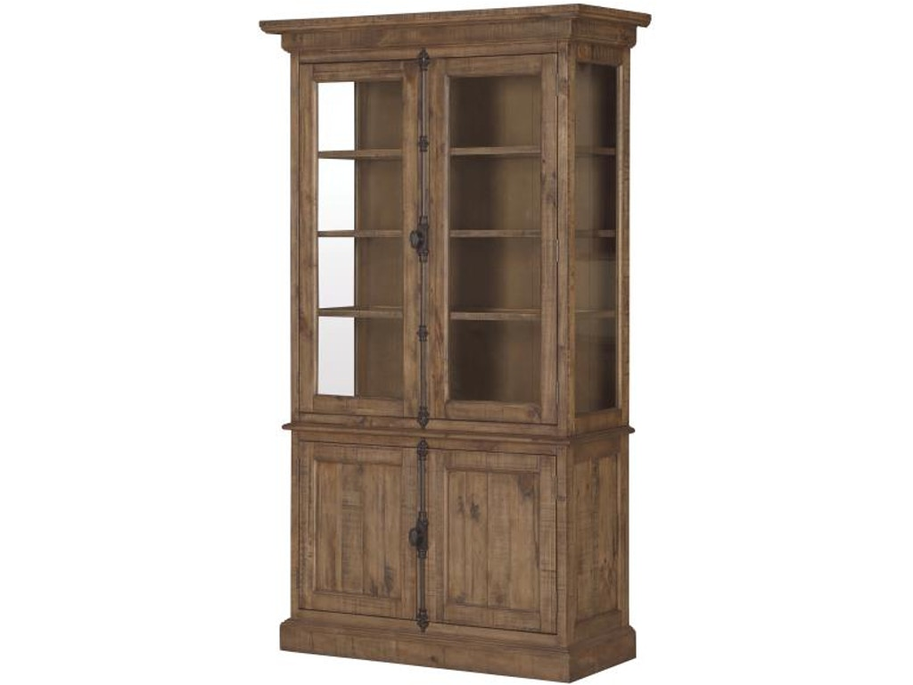 Magnussen Home China Cabinet D4209-01