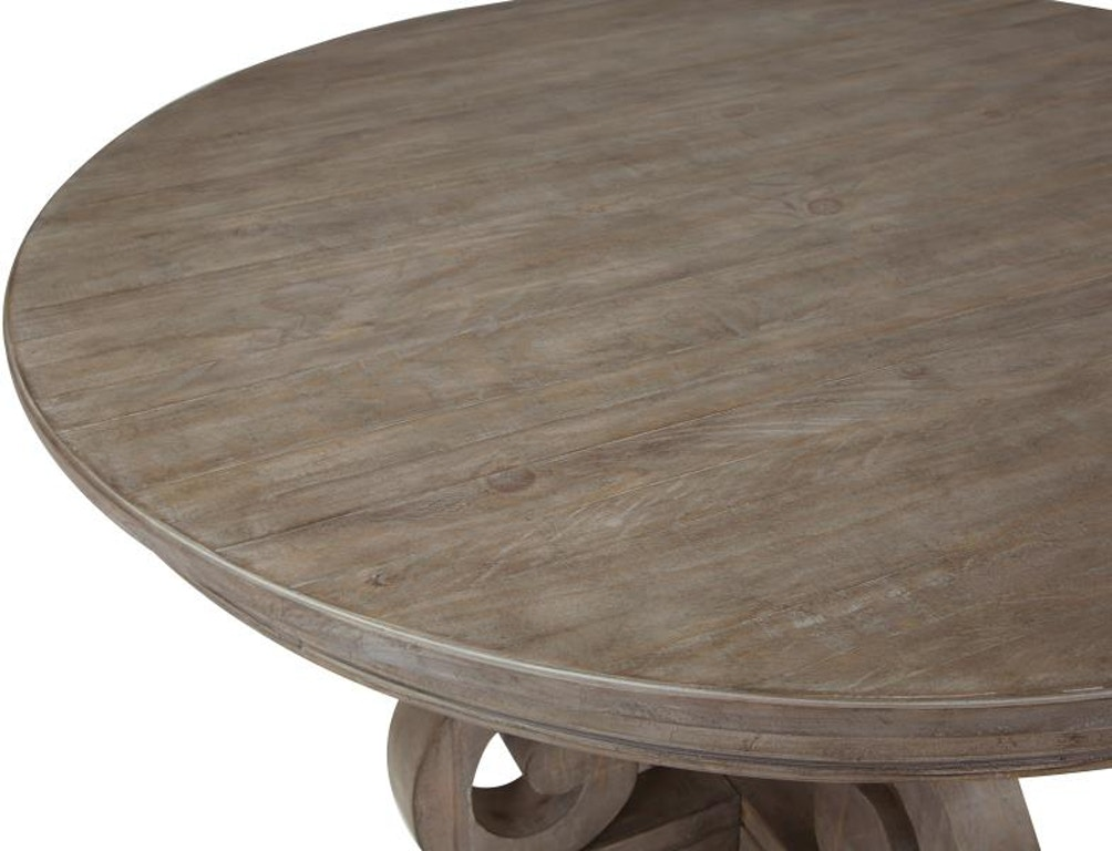 Magnussen Home Dining Room 48 Round Table D4646 22