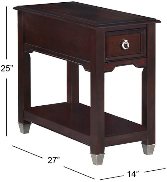 Lift Top Coffee Table Ottawa: Magnussen Home Living Room Rectangular Accent Table T1124