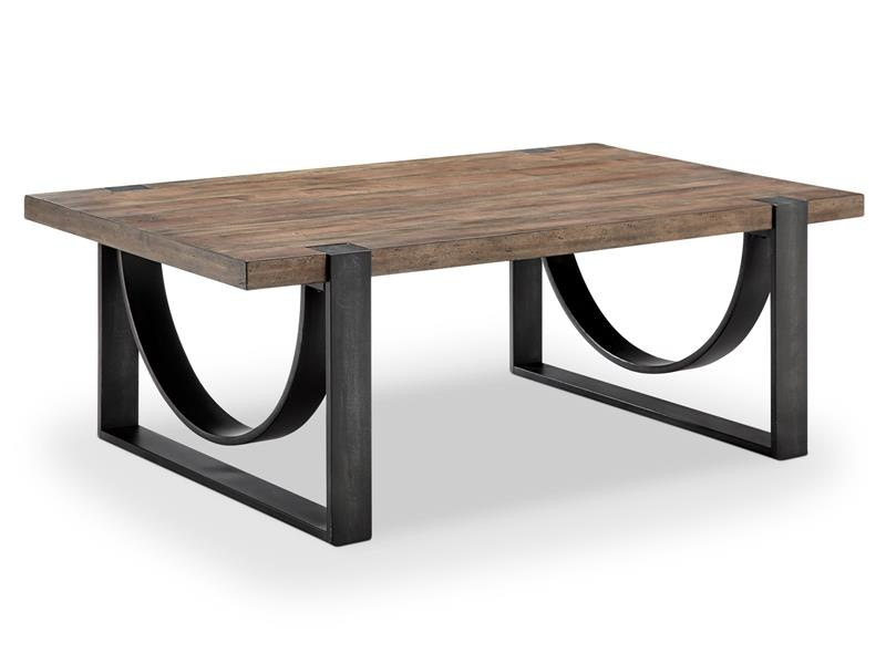 Magnussen Home Cocktail Table Rect Bowden 463827