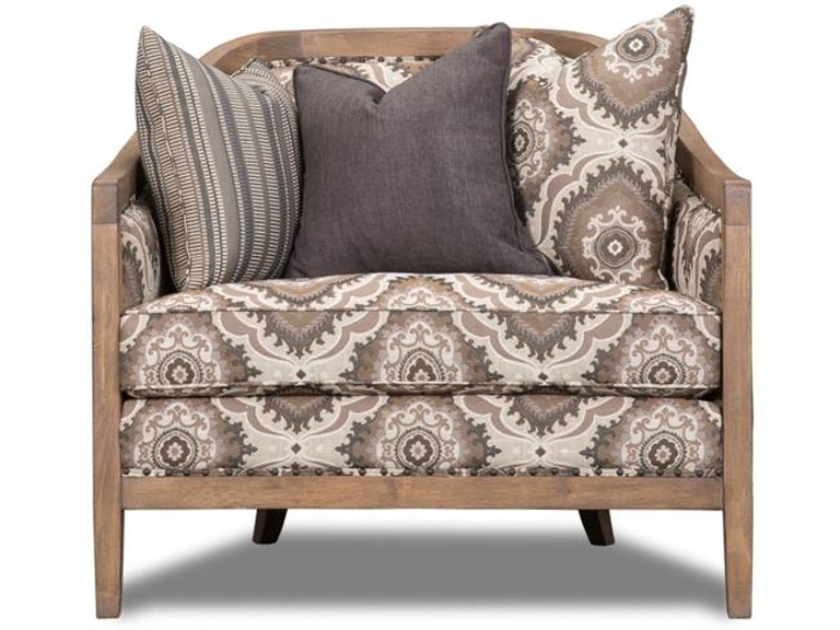 Taupe Accent Chairs.Magnussen Home Living Room Accent Chair Brad Taupe U3431 50 901