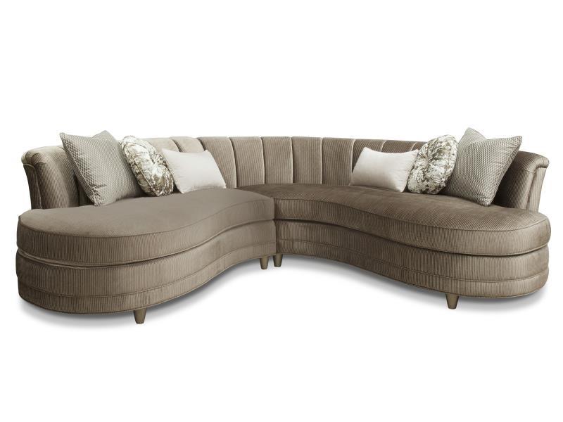 Magnussen Home Taupe Sofa 2 Pcs Sectional U406601072