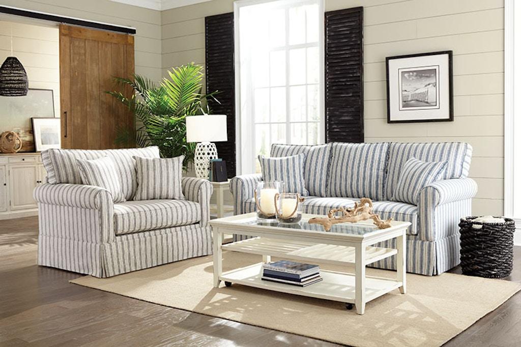 Overnight Sofa Living Room Queen Sleeper 10750