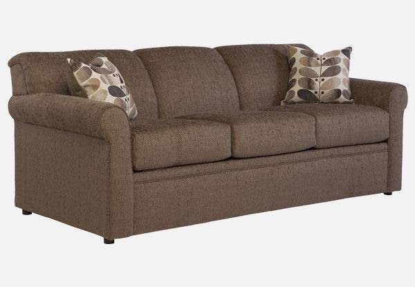 Overnight Sofa Queen Sleeper 2350