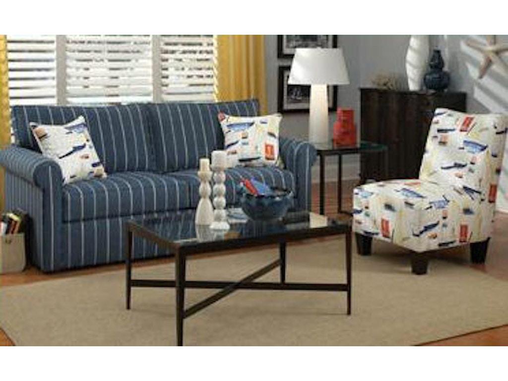 Overnight Sofa Living Room Queen Sleeper 2750 Seaside