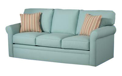 High Quality Overnight Sofa Queen Sleeper 4850FABRICS/FINISHES/PIECES SHOWN IN  PHOTOGRAPHY, MAY NOT BE