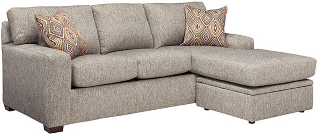 Overnight Sofa Living Room Queen Sleeper Chaise 5190