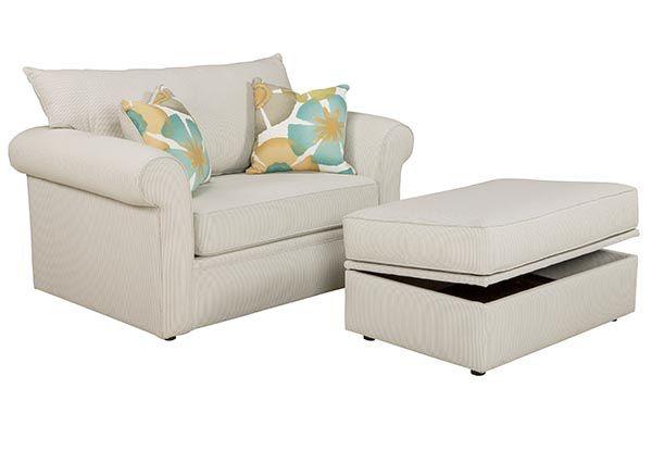 Overnight Sofa Twin Sleeper 6133
