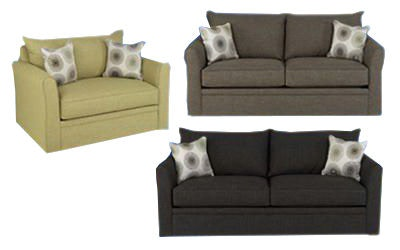 overnight sofa living room queen sleeper 8150 feceras furniture rh feceras com Comfortable Sleeper Sofas Best Sleeper Sofa