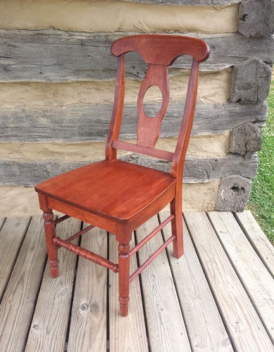 Southern Craftsmenu0027s Guild Empire Chair 6115