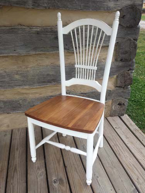 Super Sheaf Back Chair 6124 By Southern Craftsmens Guild South Gmtry Best Dining Table And Chair Ideas Images Gmtryco