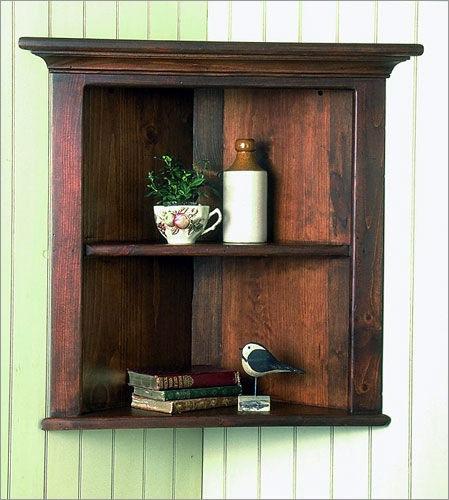 Southern Craftsmen S Guild Dining Room Vintage Corner Cupboard 2010