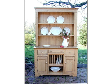 Southern Craftsmens Guild Dining Room Carolina Colonial Hutch W