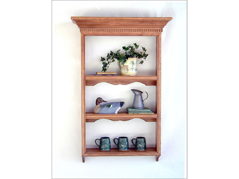 Southern Craftsmen S Guild Small Waverly Plate Rack 3722