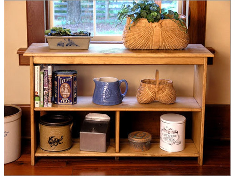Southern Craftsmens Guild Window Bookshelf 3210