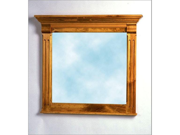 Southern Craftsmen S Guild Hanging Dresser Mirror 3617