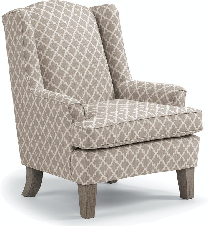 Pleasing Best Home Furnishings Living Room Stationary Chair 0170 Bralicious Painted Fabric Chair Ideas Braliciousco