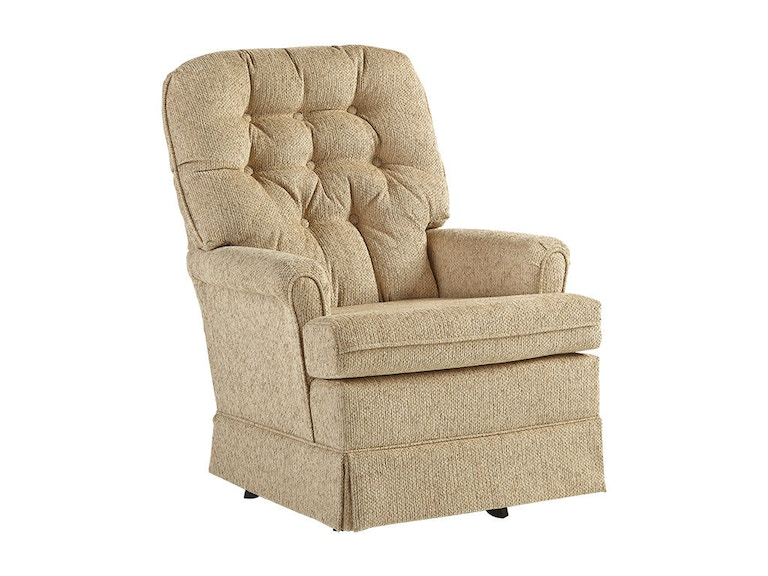 Best Home Furnishings Swivel Rocker 1009