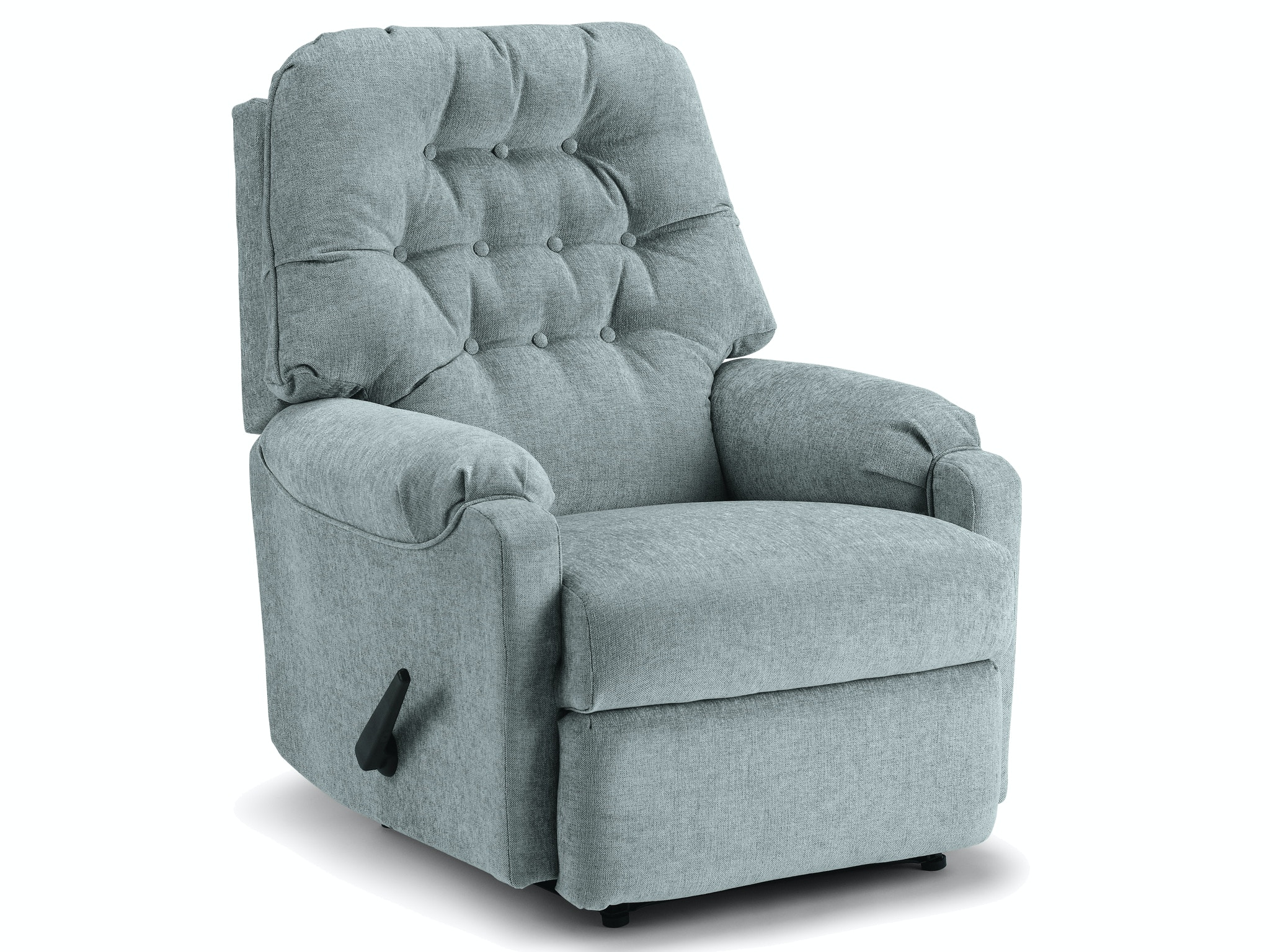 Good Best Home Furnishings Space Saver Recliner 1AW24