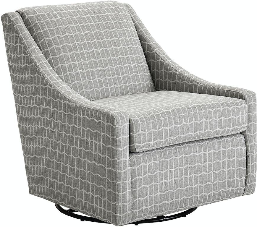 Best Home Furnishings Living Room Swivel Chair 2027 Weiss Furniture Company Latrobe Pa