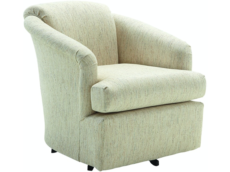Stupendous Best Home Furnishings Living Room Swivel Chair 2568 Matter Onthecornerstone Fun Painted Chair Ideas Images Onthecornerstoneorg