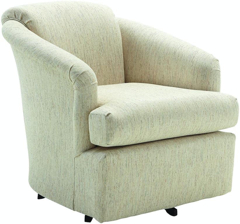 Best home furnishings living room swivel chair 2568 - Living room furniture fort myers fl ...