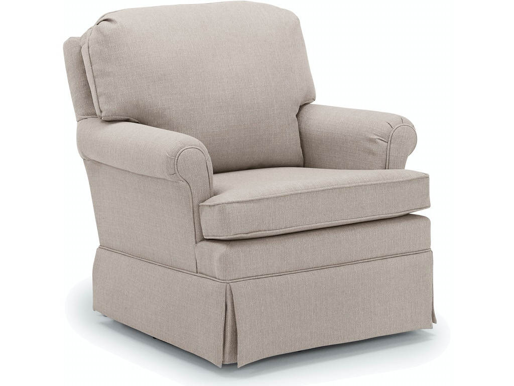 Best home furnishings living room swivel rocker 2619 for Best home furnishings