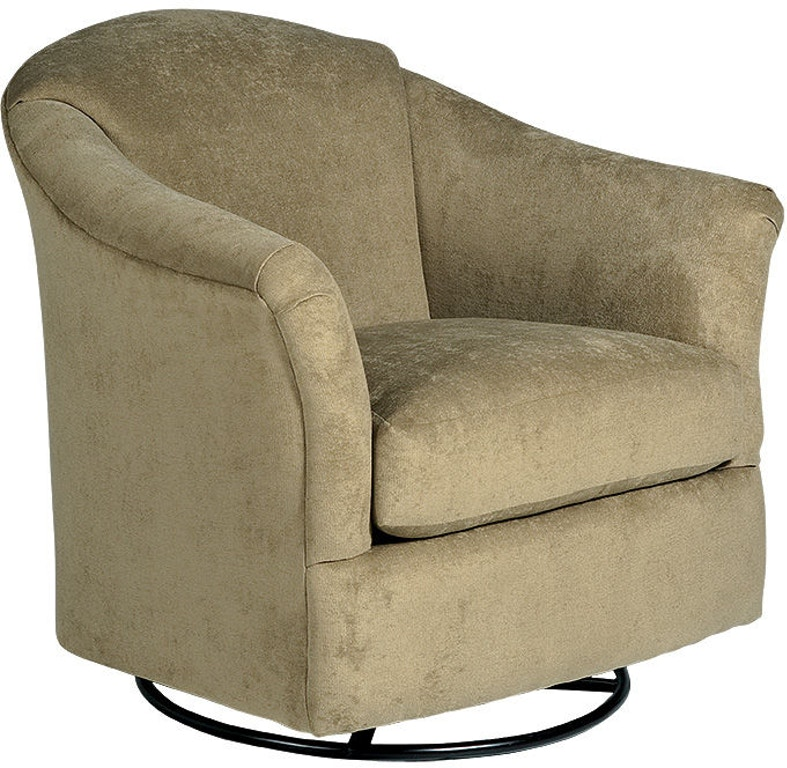 Best Home Furnishings Living Room Swivel Glider 2877