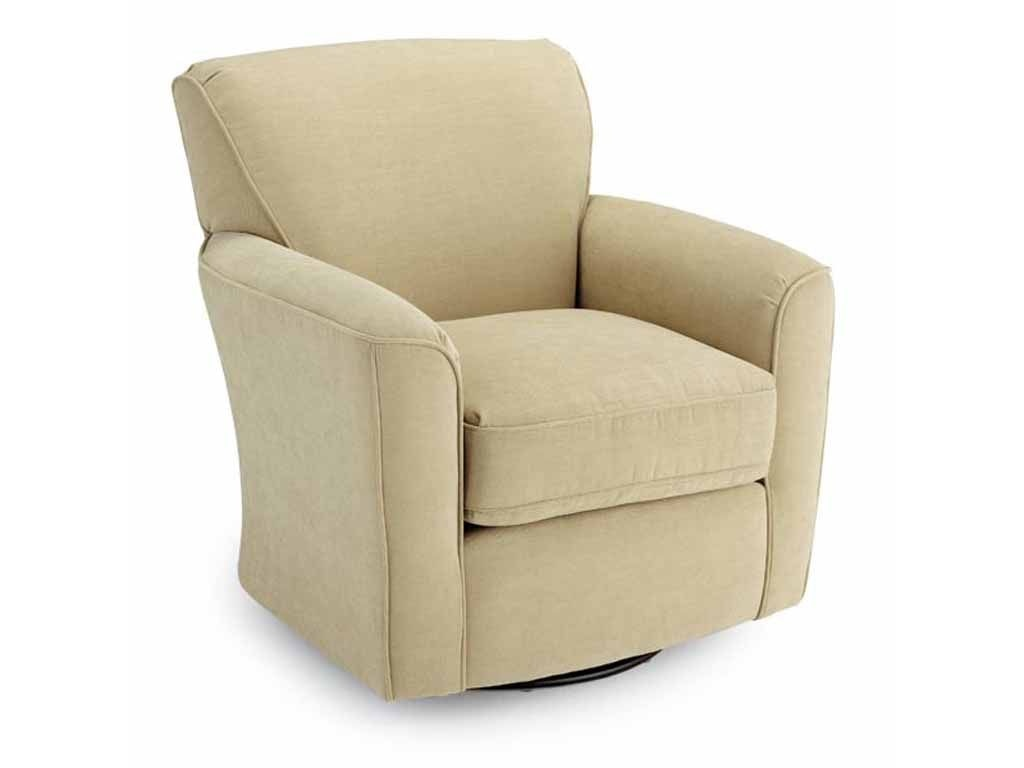 Best home furnishings living room swivel chair 2888 for Best home furnishings