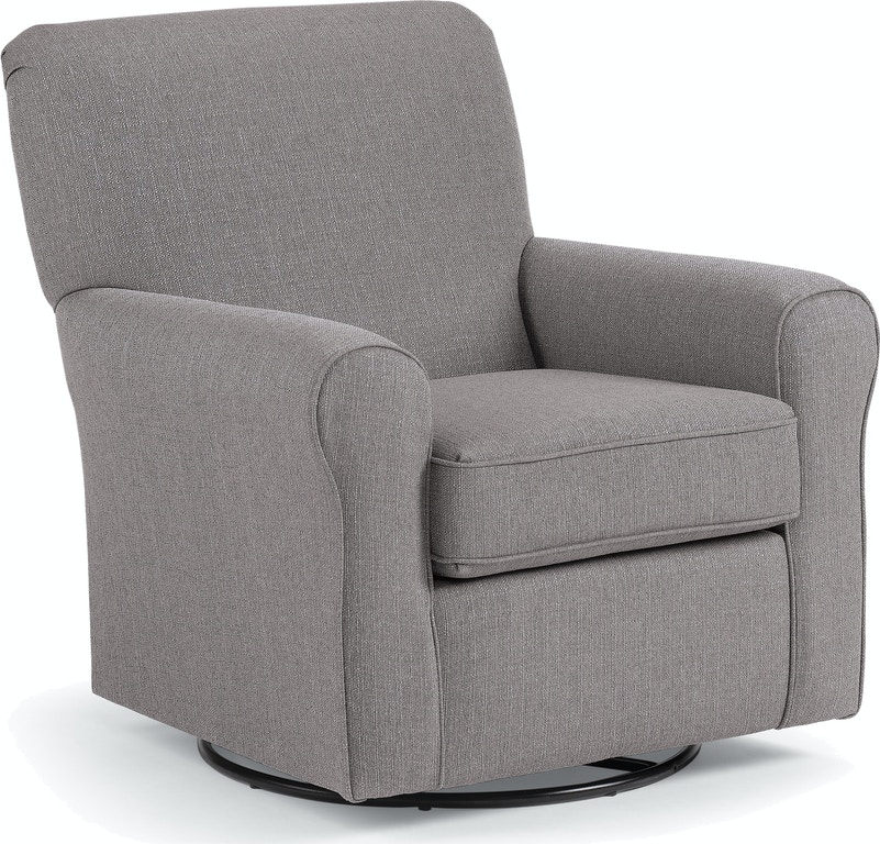 Awe Inspiring Best Home Furnishings Living Room Swivel Glider 4177 Ocoug Best Dining Table And Chair Ideas Images Ocougorg