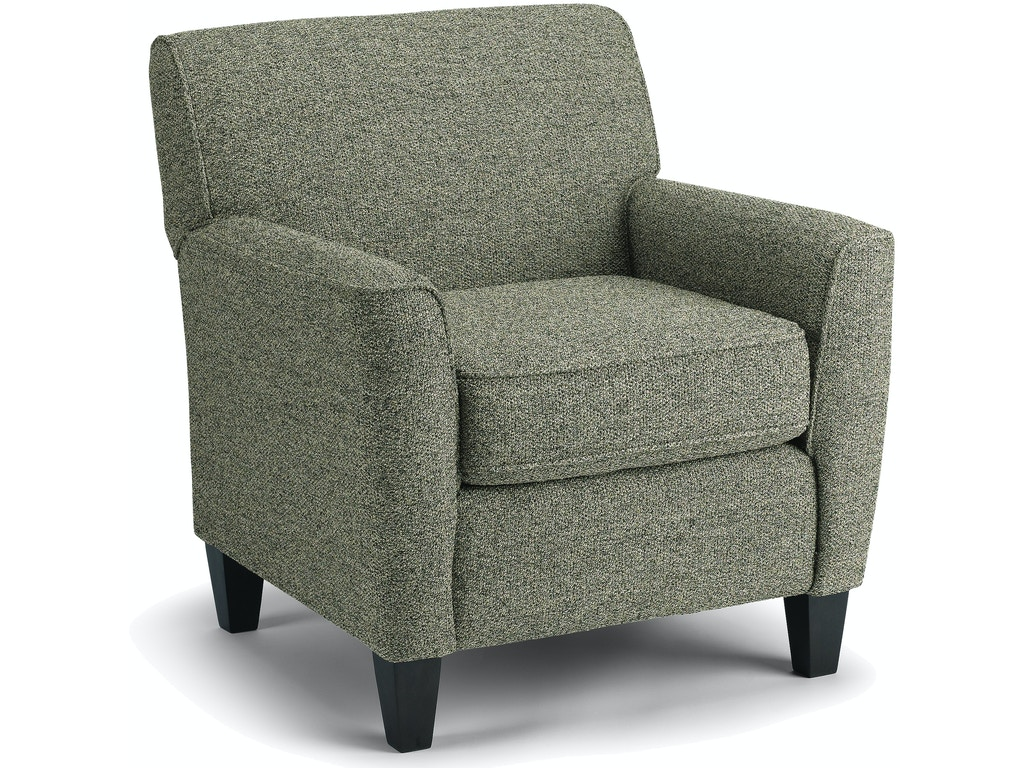 Best Home Furnishings Living Room Club Chair 4190 Dewey